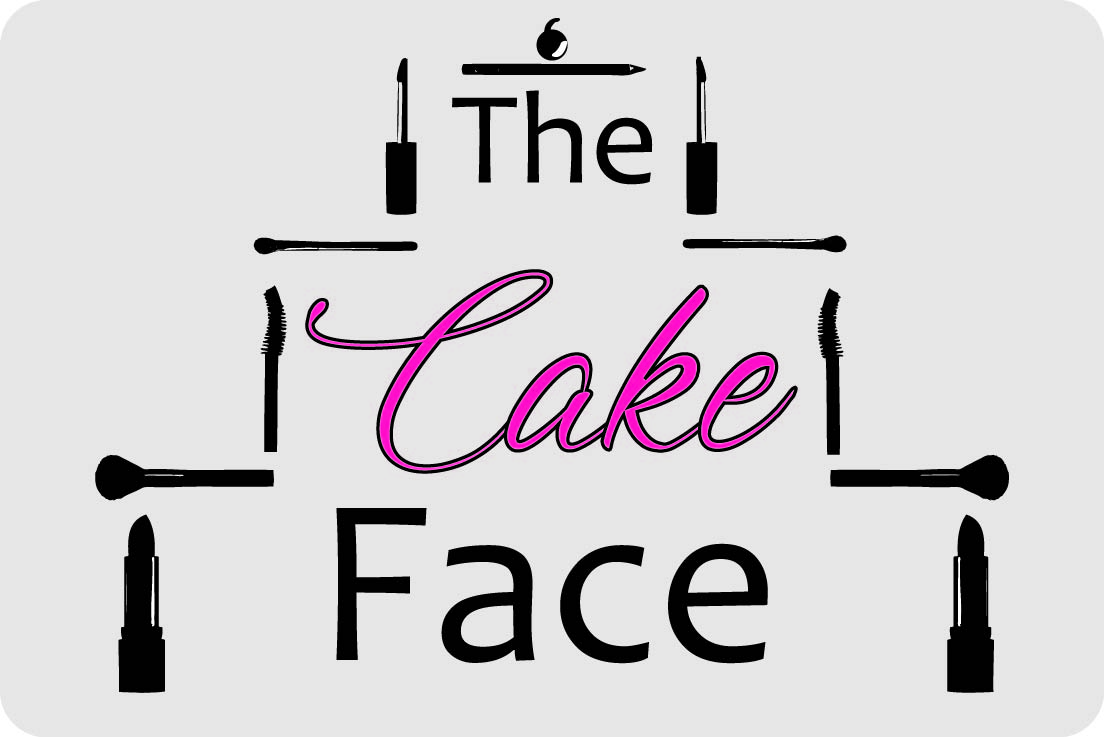 the cake face